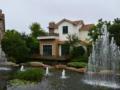 天池圣居实景图