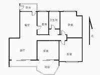出售荣盛华府3室1厅1卫113平米225万住宅