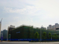 胡商国际物流园实景图