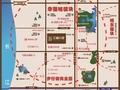 华强江城九里交通图