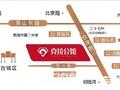 东方龙城--克拉公馆交通图